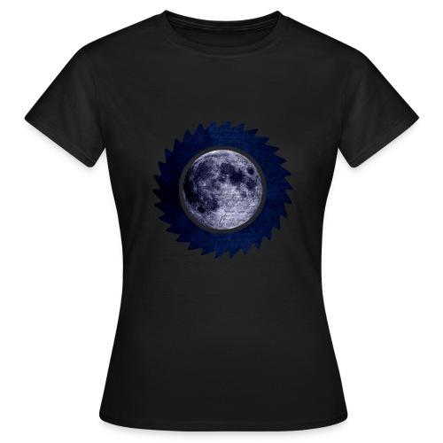 SawMoon (clean) - Women's T-Shirt