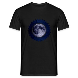 SawMoon (clean) - Men's T-Shirt