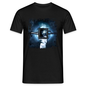Wired Art - Men's T-Shirt
