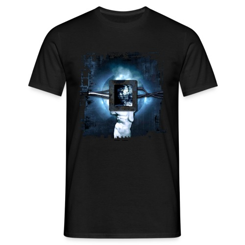 Wired Art - Men's T-Shirt