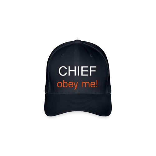 CHIEF - OBEY ME! - Flexfit Baseball Cap