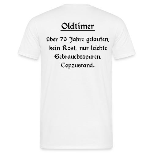 Shirt Oldtimer 70 - Männer T-Shirt