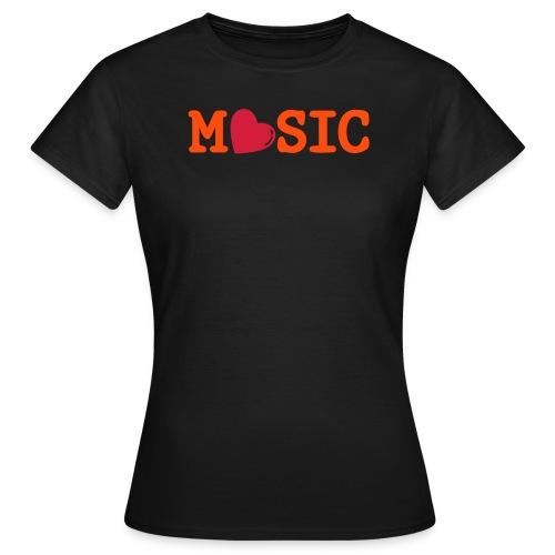 Männer Support T-Shirt klassisch - Frauen T-Shirt