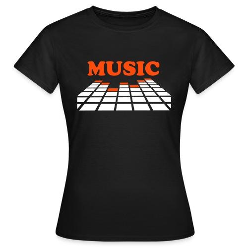 Frauen Support T-Shirt klassisch - Frauen T-Shirt