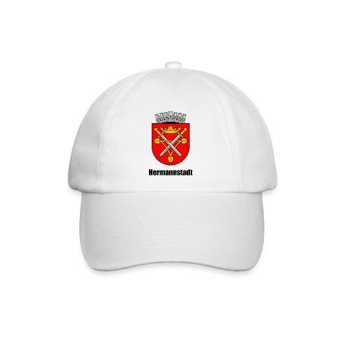 Basecap Wappen Hermannstadt - Siebenbürgen - Transylvania - Erdely - Ardeal - Transilvania - Romania - Rumänien - Baseballkappe