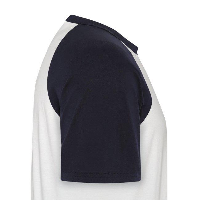 T-Shirt blau BDSU Alumni Logo 'Gute Idee...'