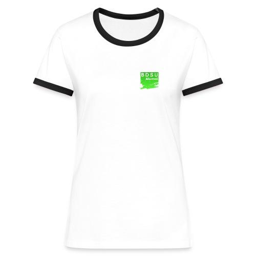 BDSU Alumna Sweety Pie - Frauen Kontrast-T-Shirt