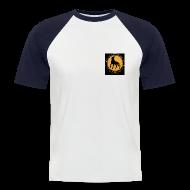 T-Shirts ~ Men's Baseball T-Shirt ~ WWLSC Promodoro Raglan Shortsleeve