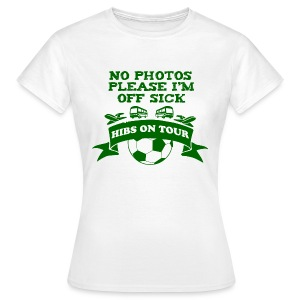 No Photos Please - Women's T-Shirt