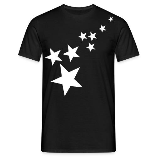 star - T-shirt Homme