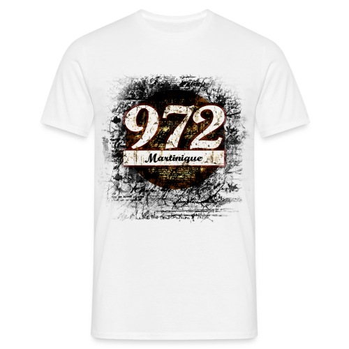 972 MARTINIQUE - T-shirt Homme