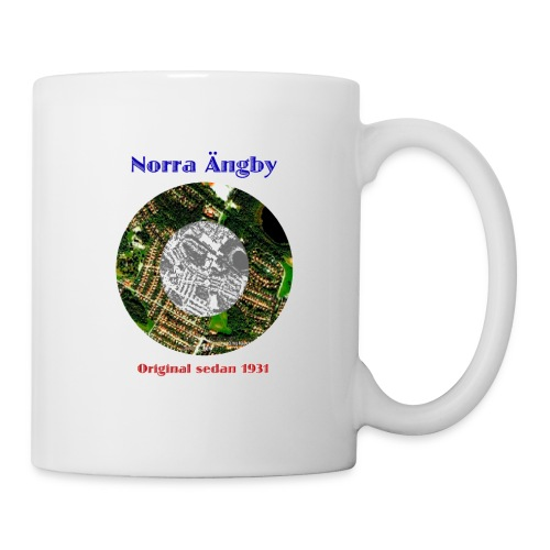 Klassiska Ängby fika koppen - Mug