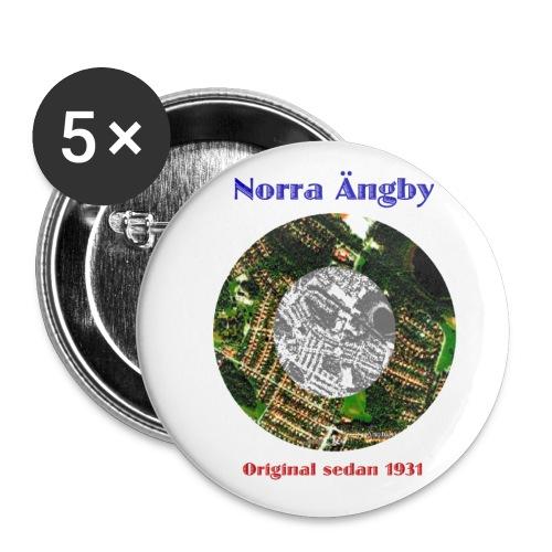 Ängby märke - Buttons small 25 mm