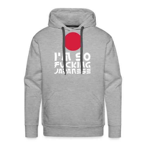 amateur pornstar - Mannen Premium hoodie