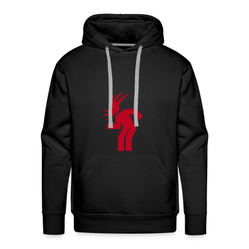 headbanger jacket - Men's Premium Hoodie