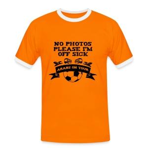 No Photos Please - Men's Ringer Shirt