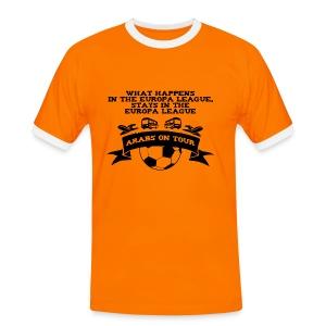 Europa League - Men's Ringer Shirt