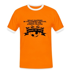 Europa League - Men's Ringer Shirt