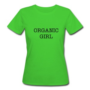 ORGANIC GIRL - Frauen Bio-T-Shirt