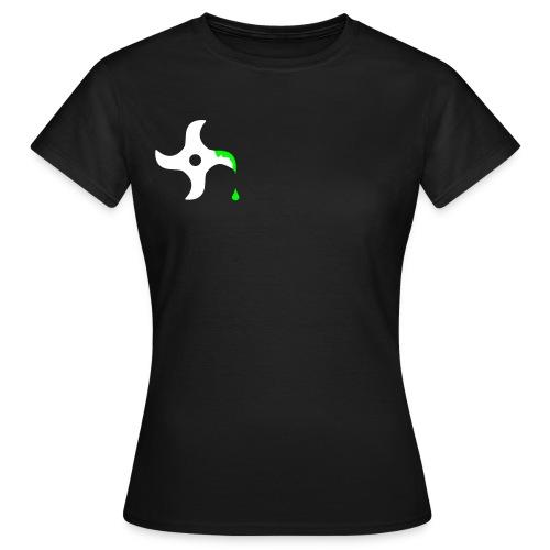 nin[dj]a star women - Women's T-Shirt