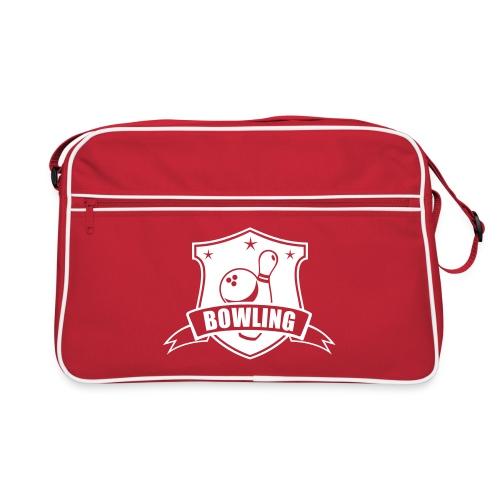 Bowlingtasche - Retro Tasche