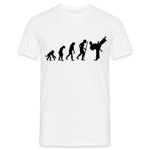 Martial Art Evolution - Men's T-Shirt