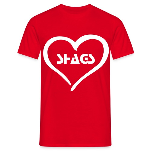 The Official Shags T-Shirt - Men's T-Shirt