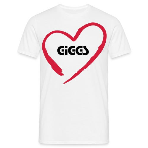 Giggs Tshirt - Men's T-Shirt