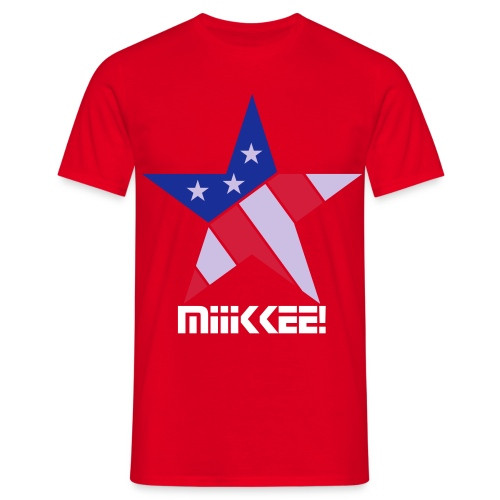 Miiikkkeee Tshirt - Men's T-Shirt