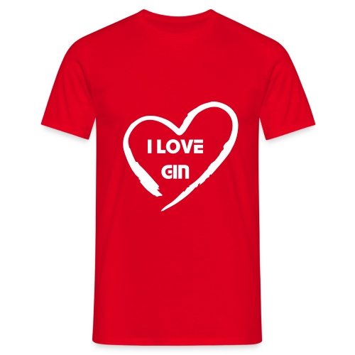 Brian Maider Gin Tshirt - Men's T-Shirt
