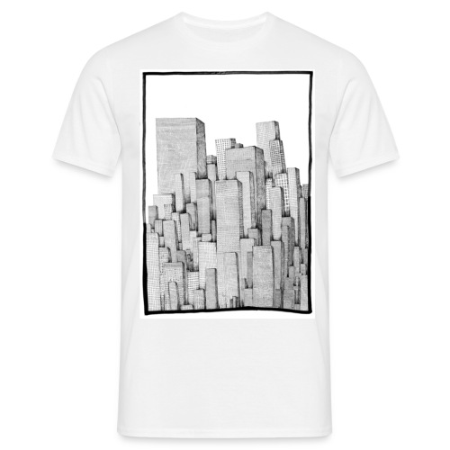 City - Men's T-Shirt