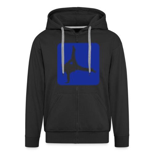 Divine Street Hood - Men's Premium Hooded Jacket