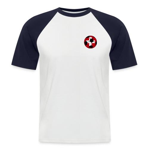 Hopp Schwitz - Männer Baseball-T-Shirt
