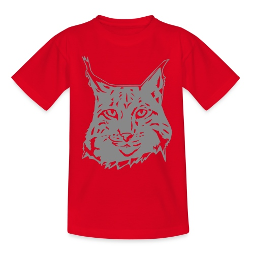 KIDS LYNX SPARKLE T-SHIRT - Teenage T-shirt
