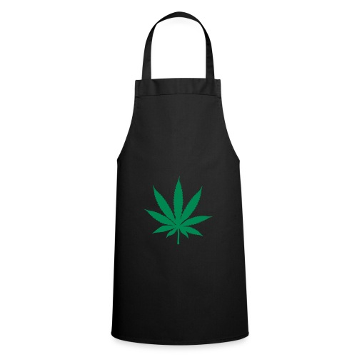 canabis apron - Cooking Apron