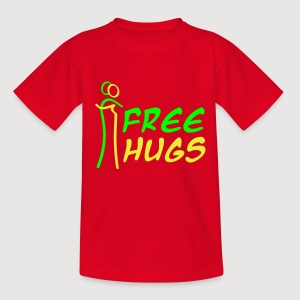 HUG DAY | Kindershirt - Teenager T-Shirt