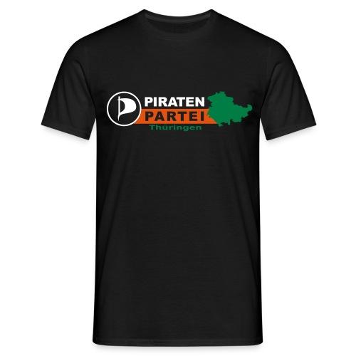 I survived BPT10 - schwarz - Männer T-Shirt