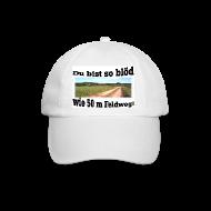 Caps & Mützen ~ Baseballkappe ~ Feldweg