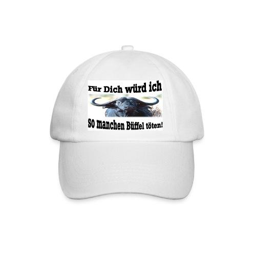 Büffel - Baseballkappe