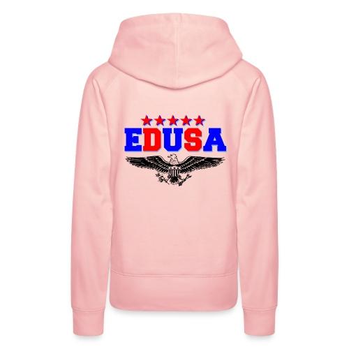 EDUSA - Women's Premium Hoodie