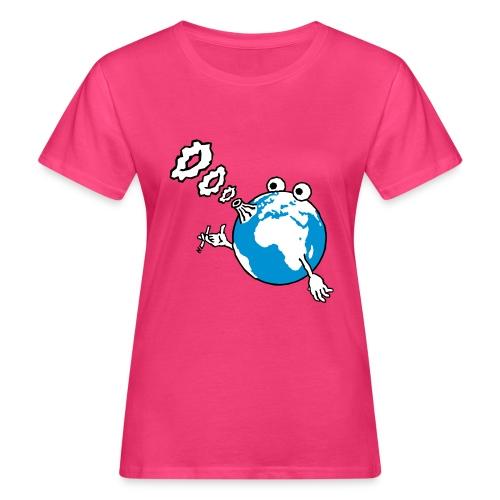 Icelandic Volcao Shirt - Women's Organic T-Shirt