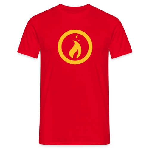 GY Flame - Camiseta hombre