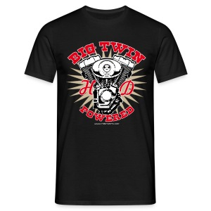 BT POWERED |T-shirts  biker - T-shirt Homme
