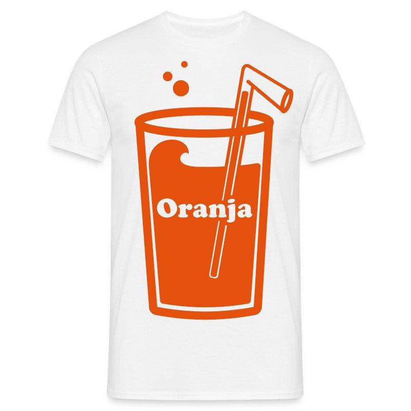 Oranja - Mannen T-shirt