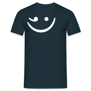 Fuck you smily. - T-shirt herr