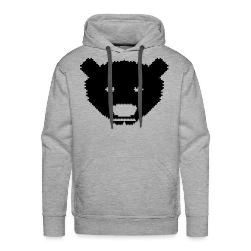 Pixelbear Hoodie - Männer Premium Hoodie