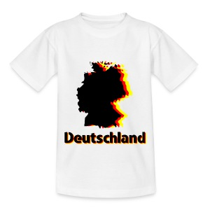 Deutschland - Teenage T-shirt