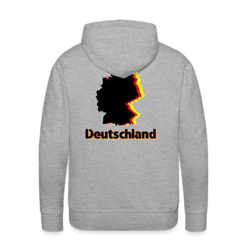 Deutschland - Men's Premium Hoodie