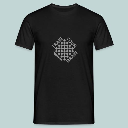 Train your brain 1 - Männer T-Shirt