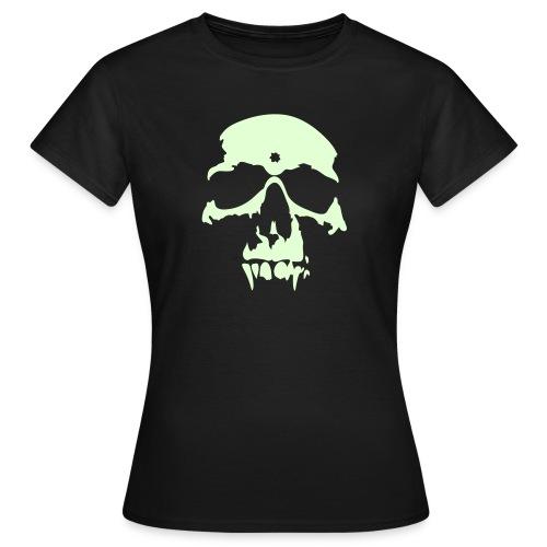 Womens Glow in the dark - Women's T-Shirt